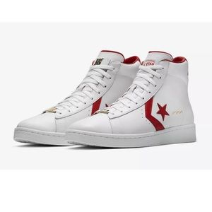 "Converse pro leather mid "" the scoop """